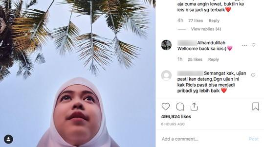 Ria Ricis Balik Lagi, Netizen: Sudah Ku Duga