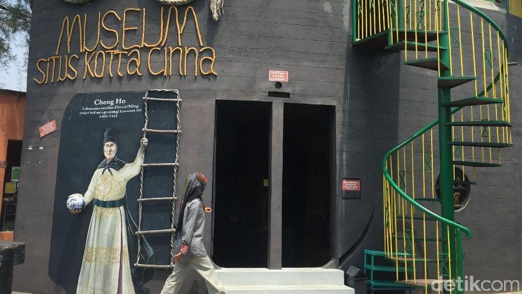 Mengenalkan Arkeologi ke Anak di Museum Situs Kotta Cinna