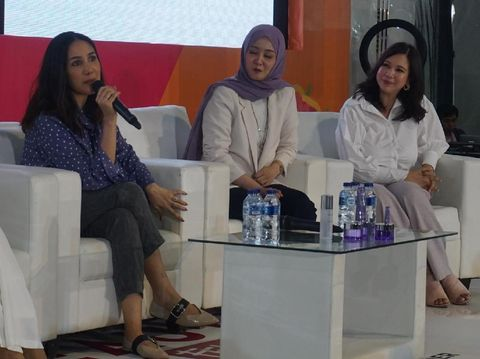 Suhay Salim Mengaku Telat Rawat Kulit, Baru Rajin Pakai Skin Care di Usia 30