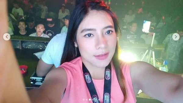 Ini DJ Rere Monique yang Ditahan di Malaysia