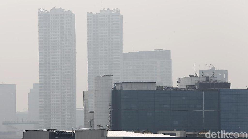Bagaimana AirVisual Tunjuk Jakarta Jadi Kota Berudara Terburuk?