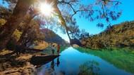 Deretan Foto Ranu Kumbolo, Danau Cantik yang Bikin Rindu Mendaki Gunung Semeru