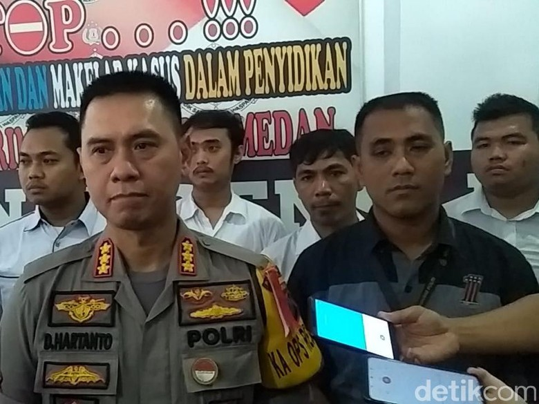 Polisi Selidiki Teror Pelemparan Molotov di Kantor LBH Medan