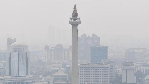 Atasi Polusi Udara, BPPT Minta Pemprov Jakarta Tak Hanya Tana