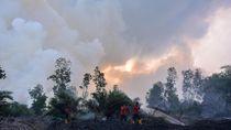 Polda Riau Koordinasi Penanganan Karhutla dengan Kejaksaan-Korporasi