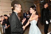 Resmi Menjanda, Song Hye Kyo Tampil Bak Princess di Monako