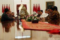 Masayoshi Son Bertemu Jokowi di Istana Negara