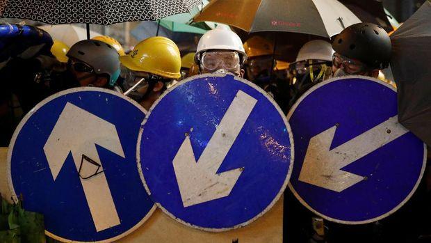 UEA-Kanada Keluarkan Travel Warning ke Hong Kong, RI?