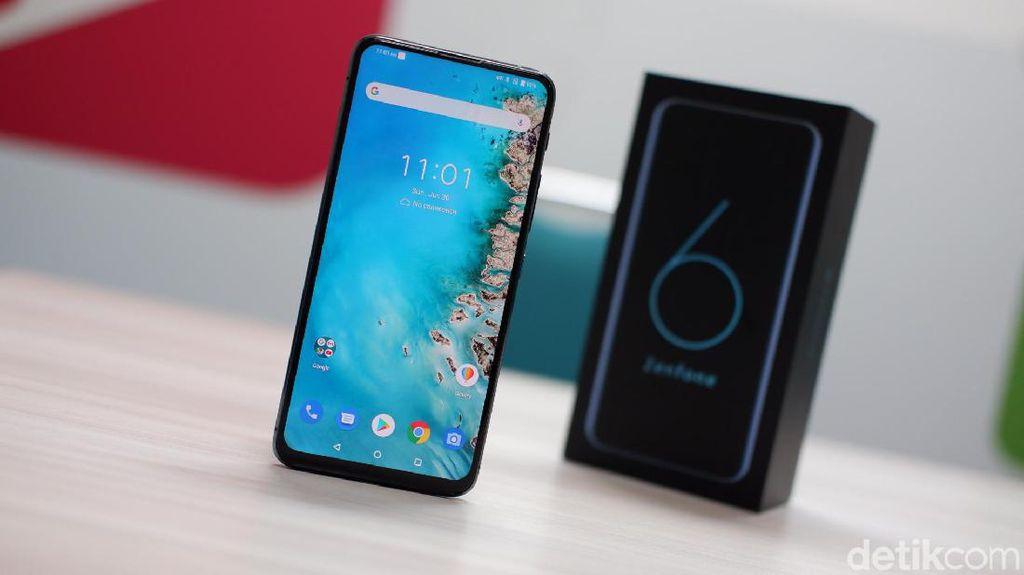Zenfone 6 Made in Indonesia Tembus Pasar Eropa dan Jepang