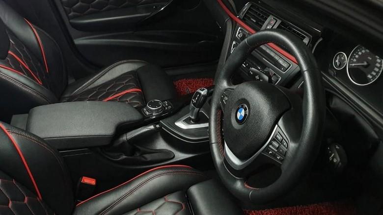 Modifikasi interior mobil Ammar Zoni