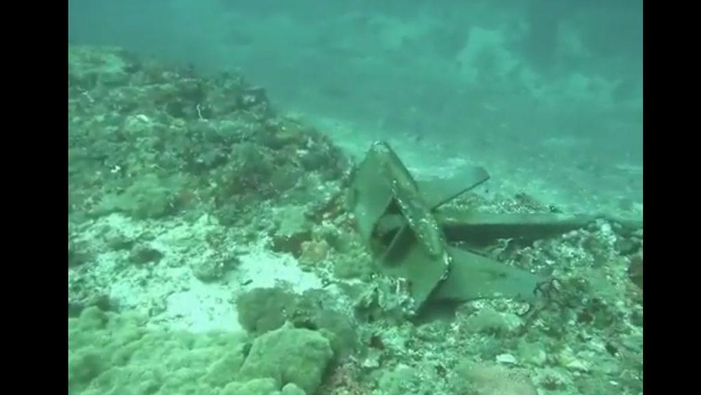 Miris! Jangkar Yacht Mewah Rusak Terumbu Karang di Gili Trawangan