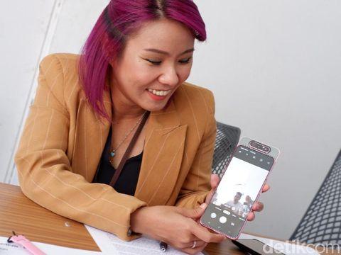 Halo BLINK, Galaxy A80 Edisi BLACKPINK Segera Hadir di Indonesia!