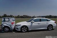 Test Drive Honda Accord ke Bandung