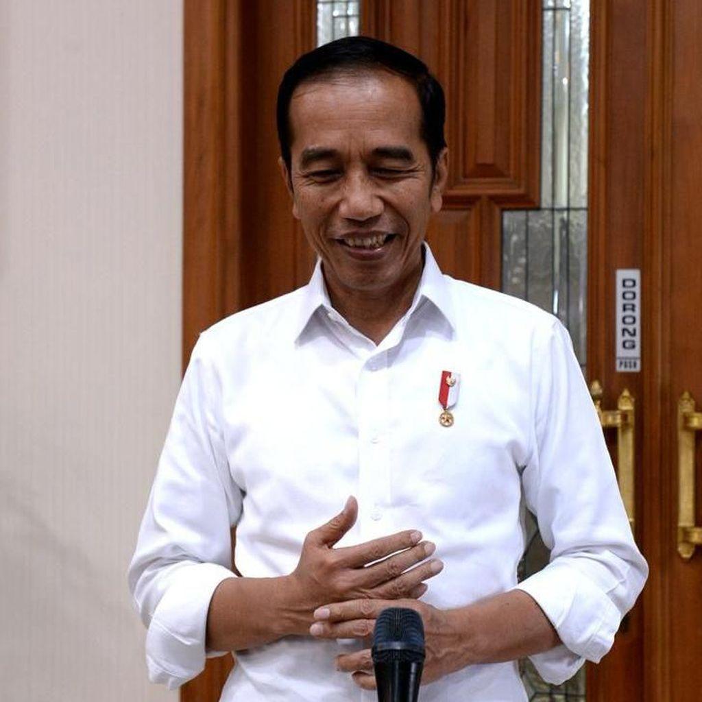Jokowi Dilarang Angkat Menteri Pengacau