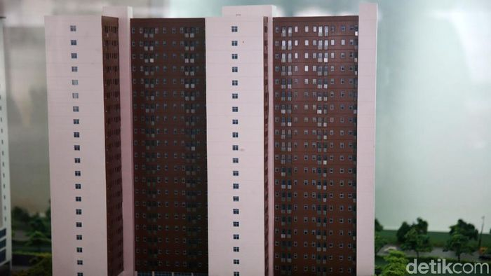 Foto: Warga Antusias Daftar Kredit Rumah DP Rp 0