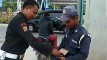Viral 2 Sekuriti Palembang Sebar Paku di SPBU, Ini Cerita di Baliknya