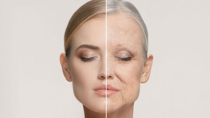ilustrasi efek polusi pada kecantikan