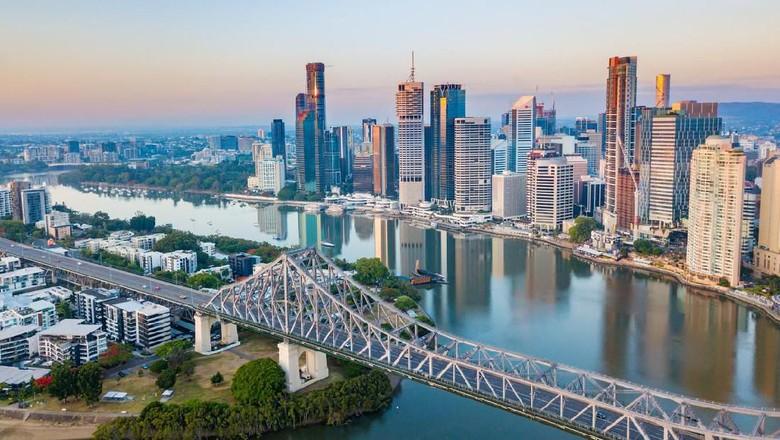 Kota Brisbane, berjuang 20 tahun untuk mendapatkan udara bersih (iStock)