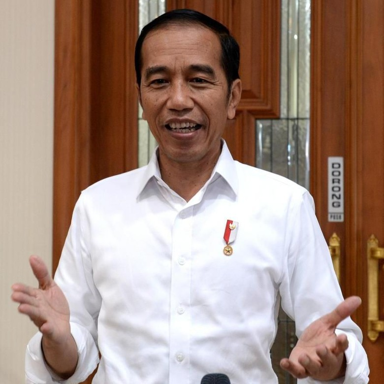 Janji Jokowi: Menteri Muda, 55% Profesional, Jaksa Agung Nonparpol