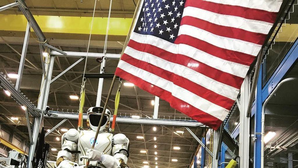 Perkenalkan Valkyrie, Iron Man-nya NASA buat Jelajahi Mars