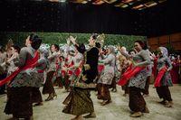 Kata Pengantin Jawa yang Videonya Zumba Bareng Tamu di Pernikahan Viral