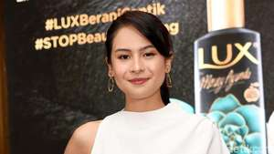 Gorgeous in White! Marissa Nasution Seksi dan Menawan