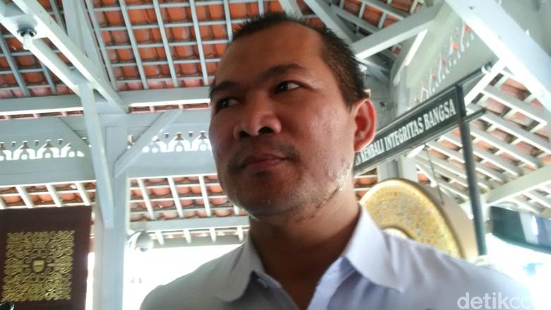 Jadi Tersangka Korupsi, Andri Salman Dicopot dari Dirut PD Pasar