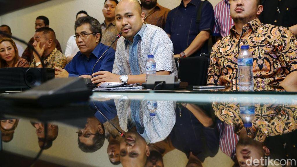 Ketua HIPMI Daftarkan Diri Jadi Caketum KADIN Jakarta