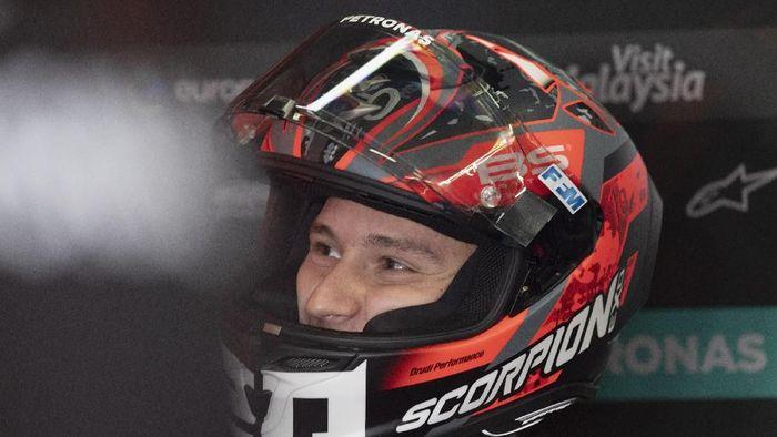 Fabio Quartararo dianggap pantas naik kelas ke Yamaha musim depan (Mirco Lazzari gp/Getty Images)