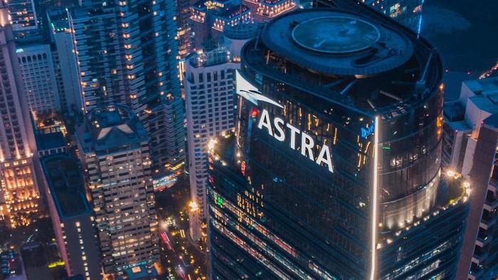 Gedung Astra