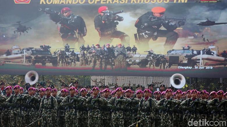 Teroris Kini Dikepung Densus dan Koopssus