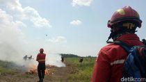 Cerita Tim Pemadam Kebakaran, Tak Boleh Cuti Saat Musim Kemarau
