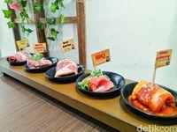 Fat Oppa : Puas Makan BBQ Platter Daging dengan 5 Bumbu