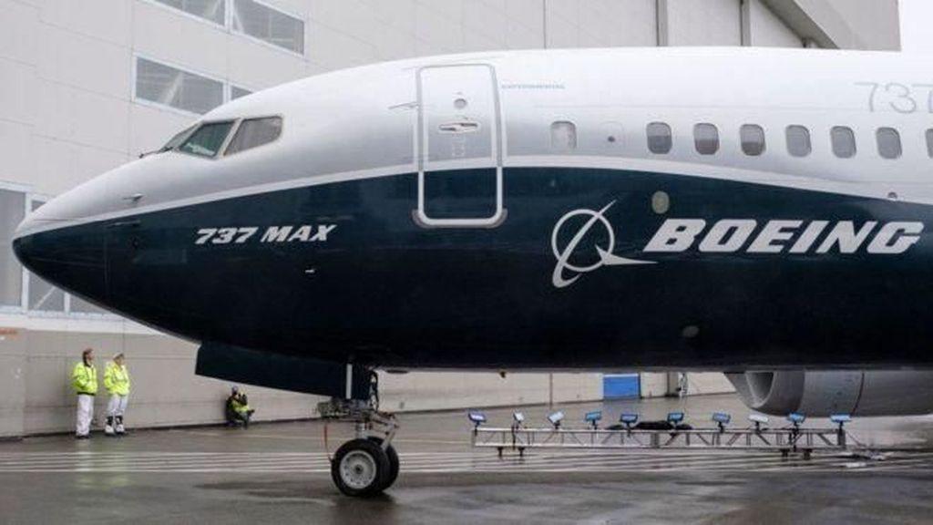 Pilot Sudah Lihat Masalah Utama di Sistem Boeing 737 MAX Sejak 2016