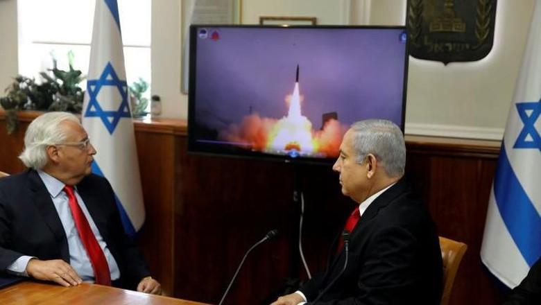 Israel dan AS Klaim Sukses Uji Coba Pencegat Rudal, Tangkal Ancaman Iran