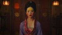 Viral Makeup ala Mulan, Wanita Ramai-ramai Pakai Blush-on Merah dan Kuning