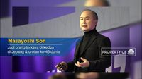 Startup Unicornnya Hampir Bangkrut, SoftBank Rugi Rp 124 T