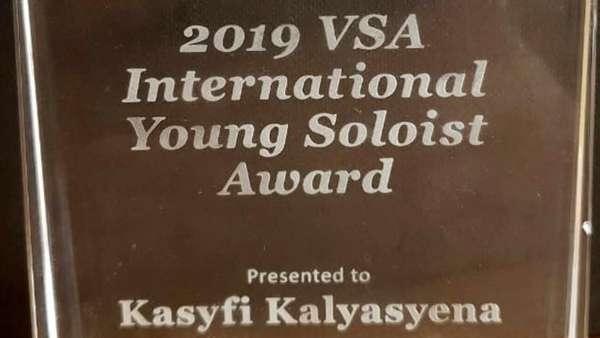 Remaja Asal Garut Berhasil Jadi Juara Kompetisi Musik di Amerika