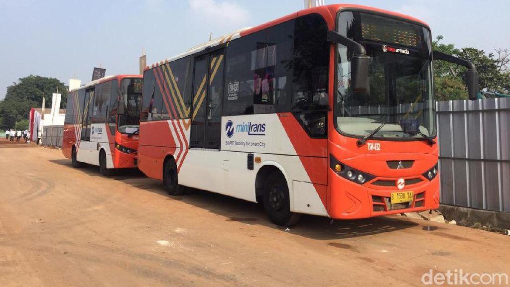 Sudah Ada Akses TransJakarta ke Rumah DP Rp 0 Anies