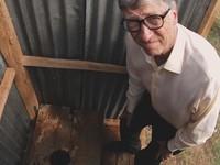 Bill Gates dan Toilet
