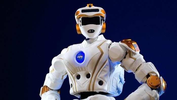 Robot Valkyrie, Calon Penjelajah Mars yang Mirip Iron Man. (Foto: Dok. NASA)