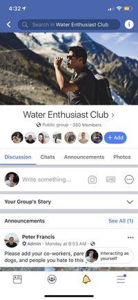 Pebisnis Kuliner Ini Sewa Akun Twitter Khusus Untuk Pengingat Minum Air