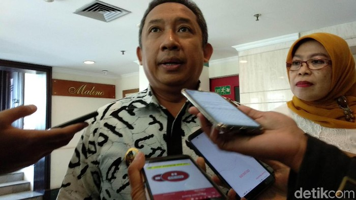 Wakil Wali Kota Bandung membuat surat edaran imbauan doa bersama/Foto: Mochamad Solehudin
