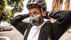 Ngetren Masker Elektrik Rp 300-an Ribu, Ampuhkah Menangkal Polusi?