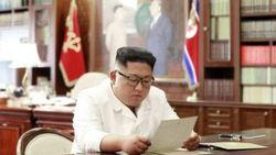 Kim Jong-Un Marah Soal Latihan Militer AS-Korsel, Rudal Korut Diluncurkan