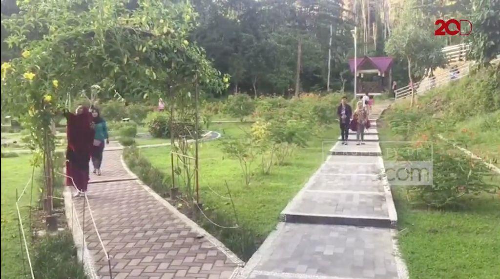 Kebun Raya Kendari, Wisata Sambil Edukasi Flora dan Fauna Sulawesi