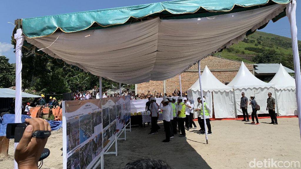 Jokowi Lebarkan Alur Toba-Samosir Biar Kapal Bisa Keliling Pulau