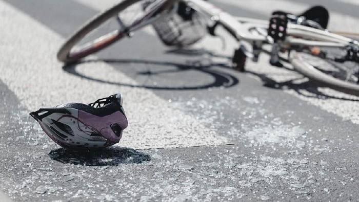 Seorang pria masuk rumah sakit dengan gir sepeda tersangkut di alat vitalnya (Foto: iStock)
