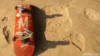 Skateboarder di Trotoar Thamrin Ditertibkan tapi Melawan Bikin Geger