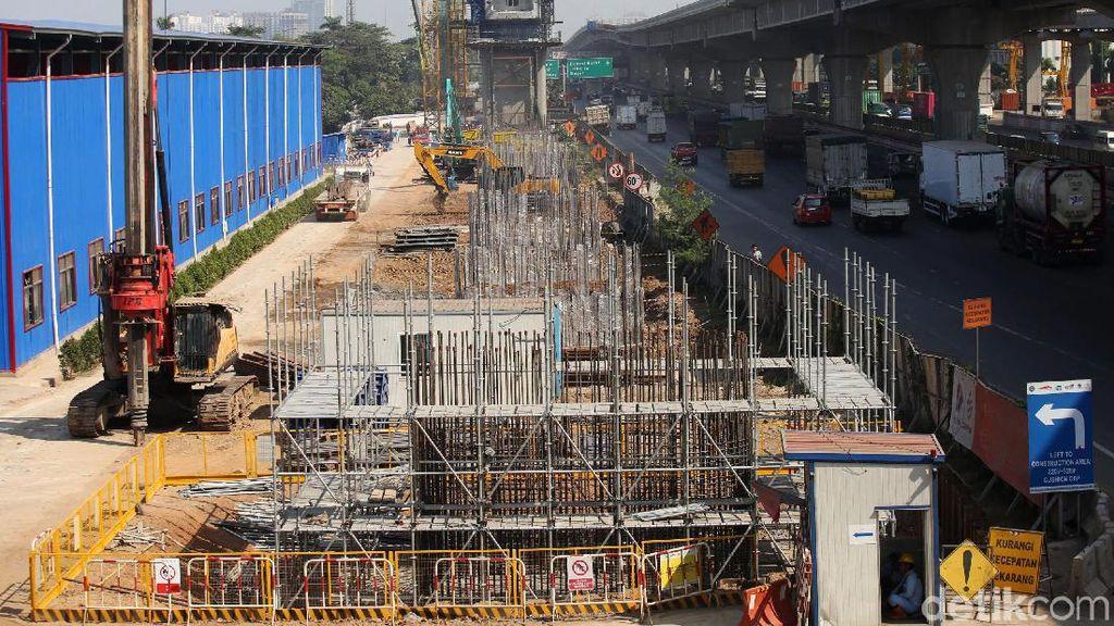 Selain Dana, Bahan Baku Juga Jadi Tantangan RI Genjot Infrastruktur